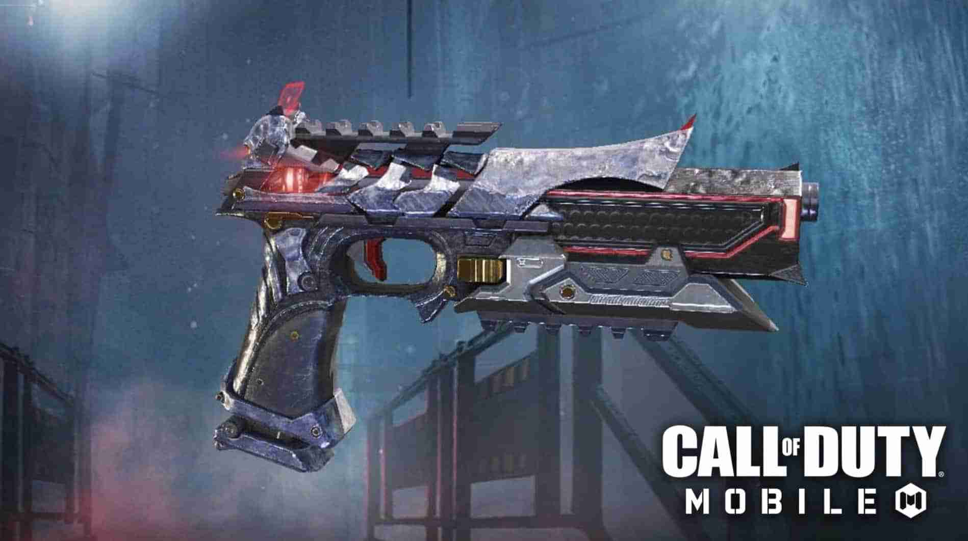 Renetti Pistol Call Of Duty Mobile
