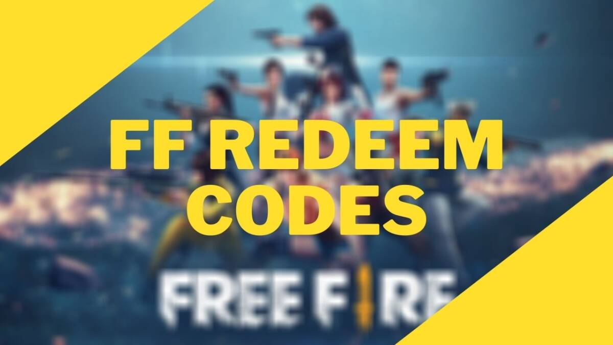 Latest Free Fire Redeem Codes Today June 2021 100 Working