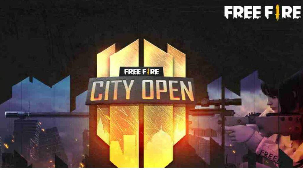 Free Fire City Open 2021
