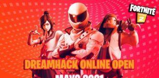 Fortnite DreamHack Tournament May 2021