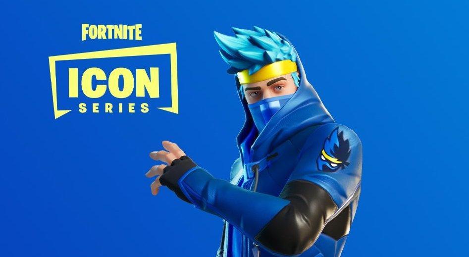 Epic Games WelcomesOndaOndato Icon Series