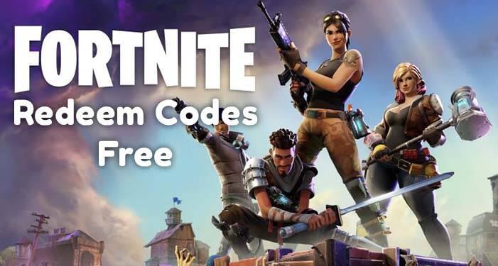 fortnite redeem codes june 22 2021