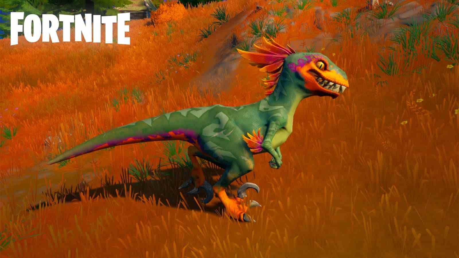 Fortnite Raptor Challenge