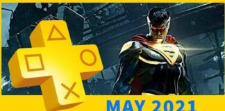 Free Games on PlayStation Plus for May 2021