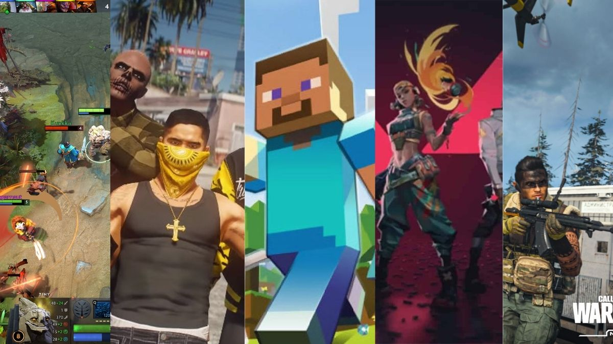 5 Best GAMES on PC For May 2021