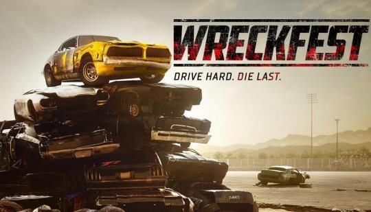 Wreckfest Drive Hard Die Last