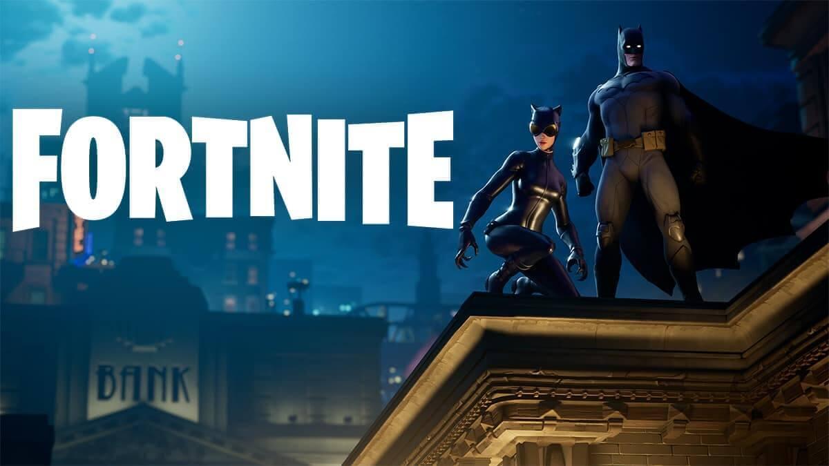 Batman xFortnite