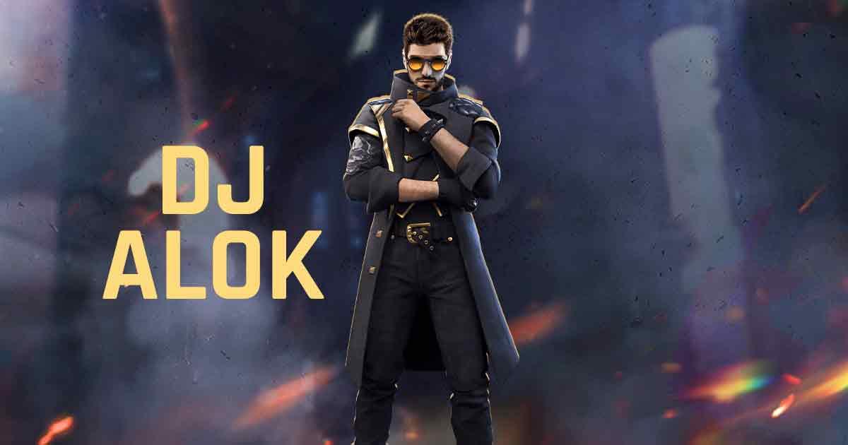 Best Character Abilities in Free Fire: DJ Alok