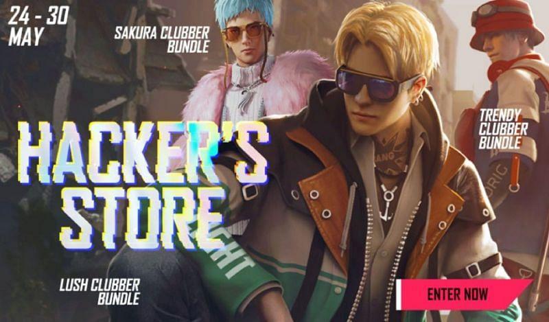 Hacker's Store event
