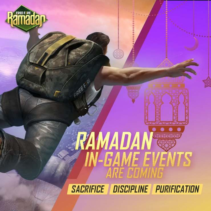 All New Ramadan Event in Free Fire