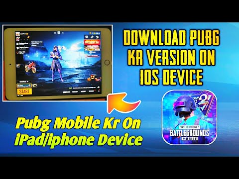 How to Play PUBG KR Version on iOS With/Without Vpn