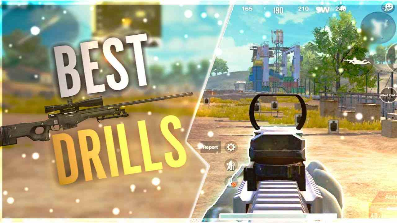 Top 10 Assaulting Drills for Assaulters in PUBG