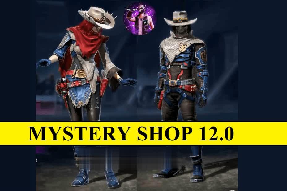 Mystery shop 12.0
