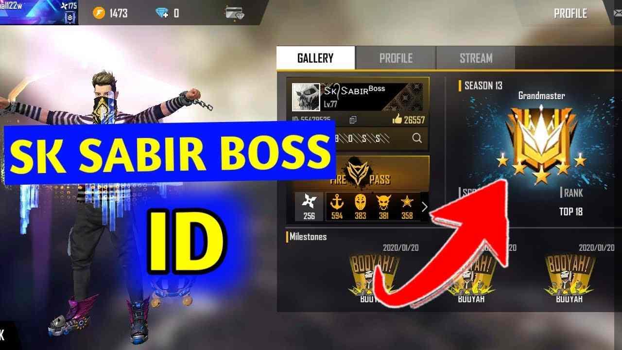 SK Sabir Boss
