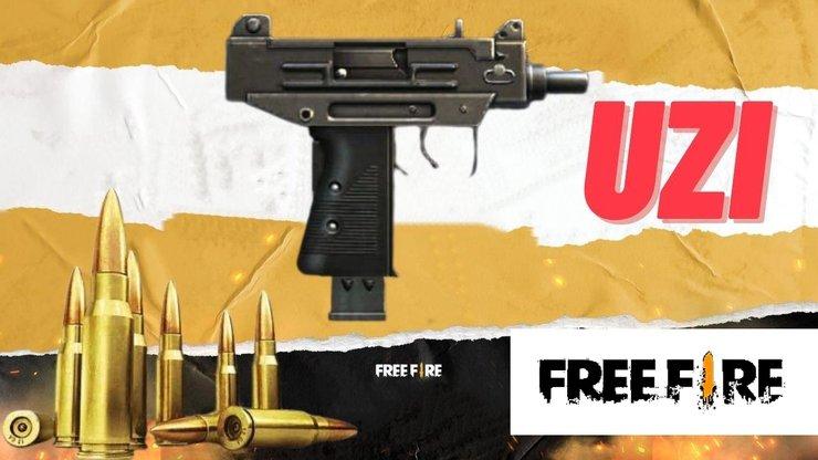 Machine Pistol in Free Fire OB28 Update