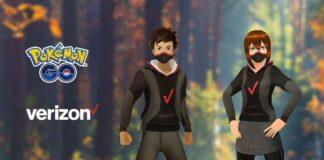 Pokemon Go Verizon Event