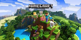 Minecraft free for PC