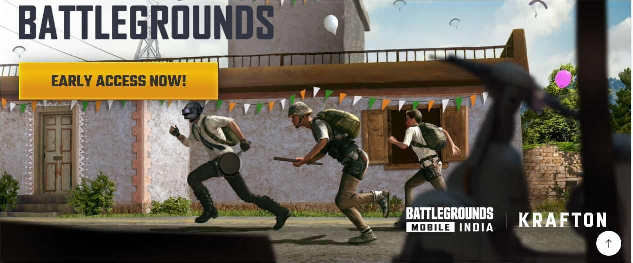Battlegrounds Mobile India 1.5 Patch Notes