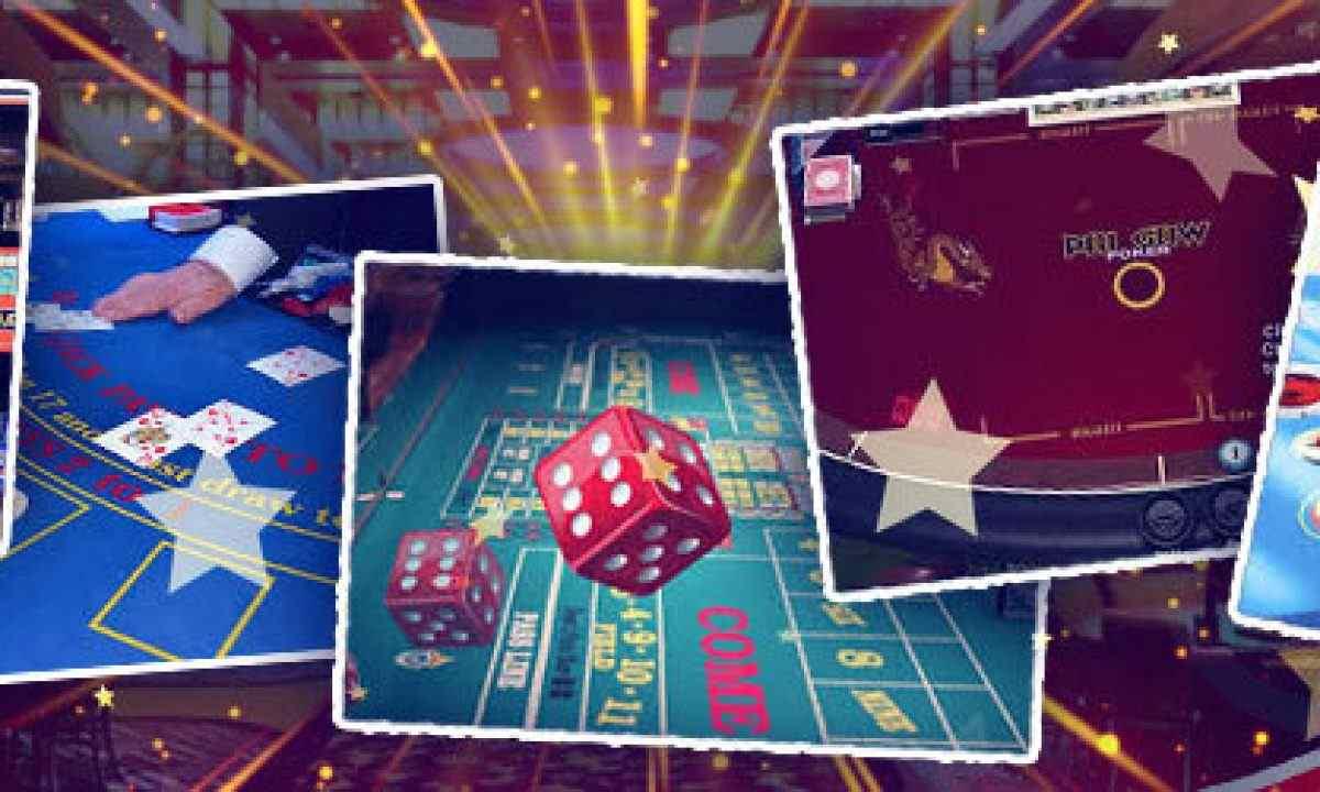 Casino Levels in Video Games
