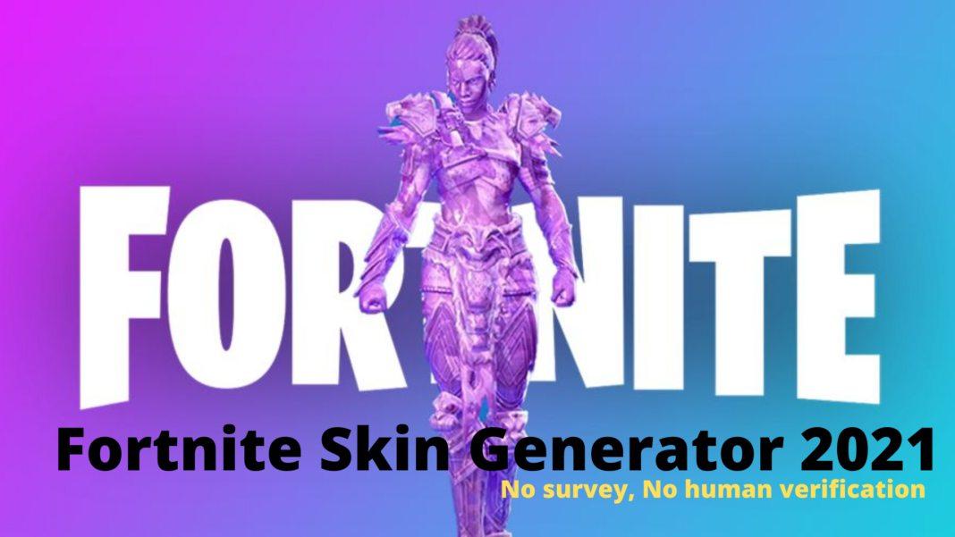 Free skin genrator with no human verification