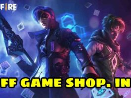 Free Fire Game Shop