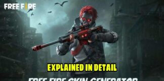 Free Fire Skin Generator Tool Safe or Not