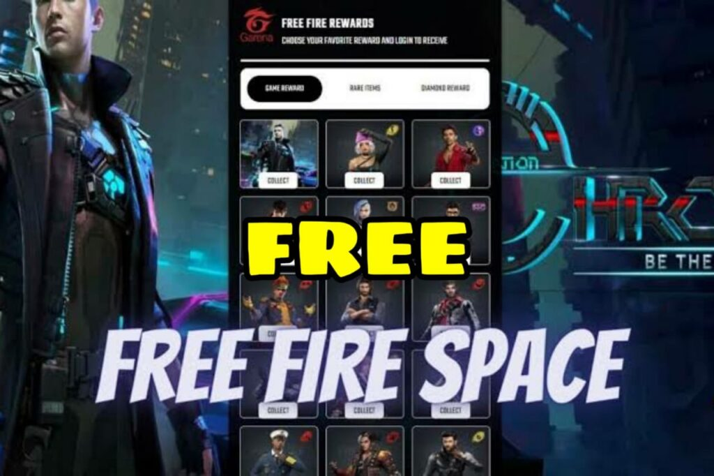 Free Fire Space - Fire Fire Characters For Free