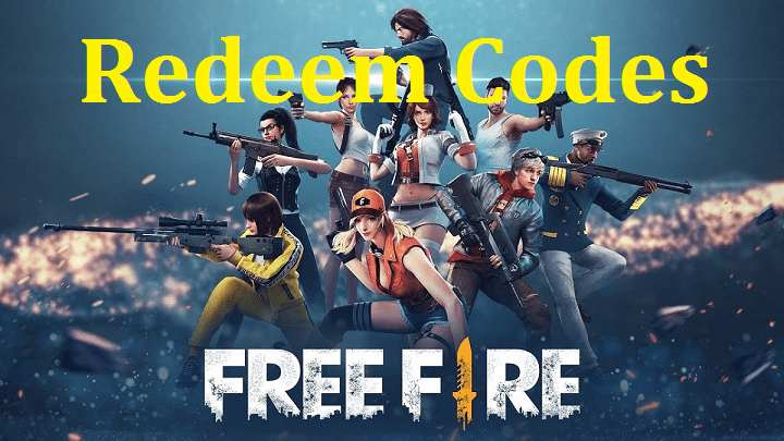 Latest Free Fire Redeem Codes today 14 june 2021