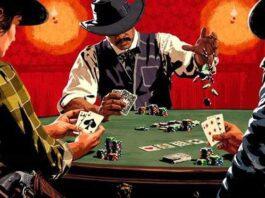 poker based mini games