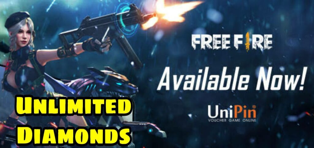 Free Fire Free Diamonds: How to Get it?