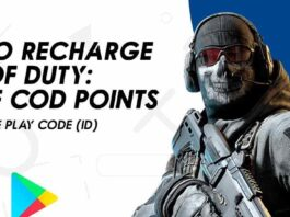 Call of Duty Mobile Gift Card