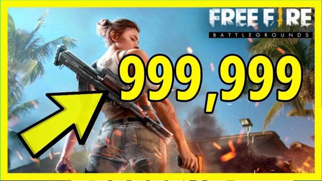 Free Fire Hack 999999