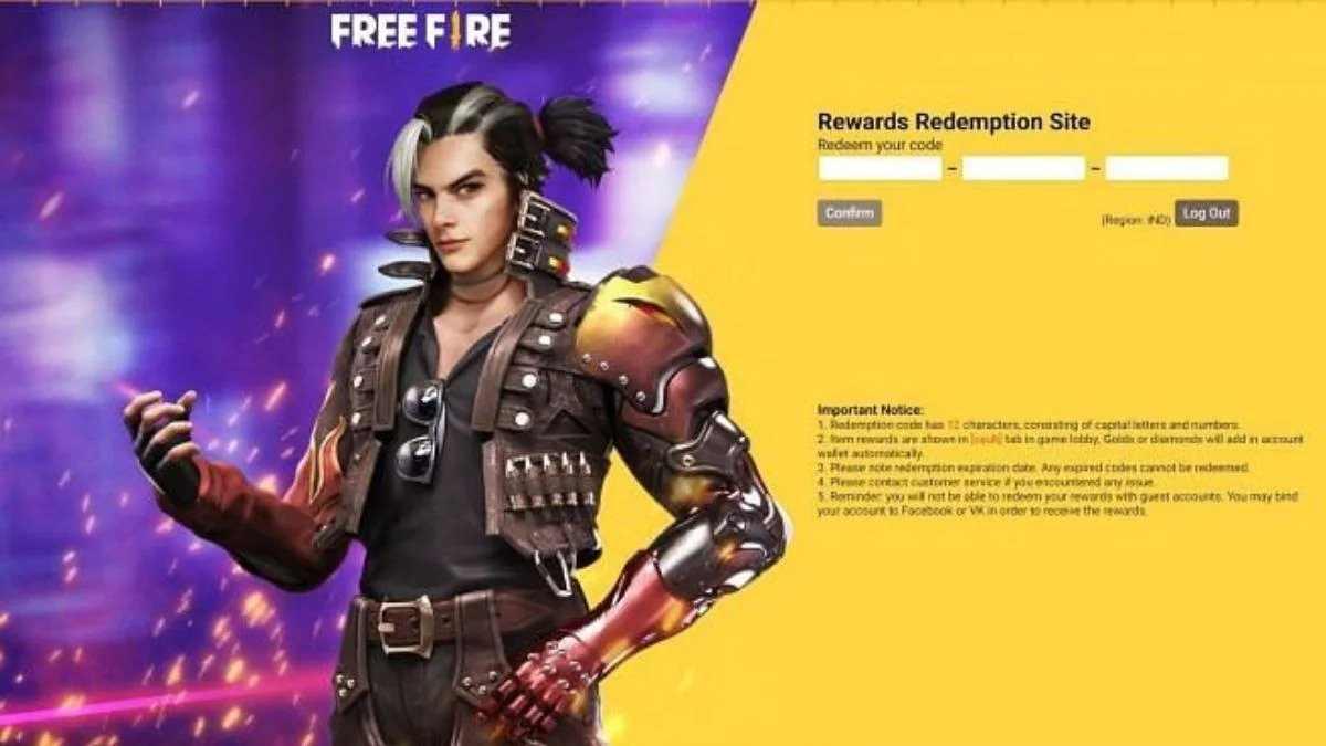 Codigun Freefire Generator: