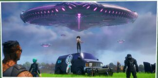 A comprehensive guide to find and enter UFO in Fortnite
