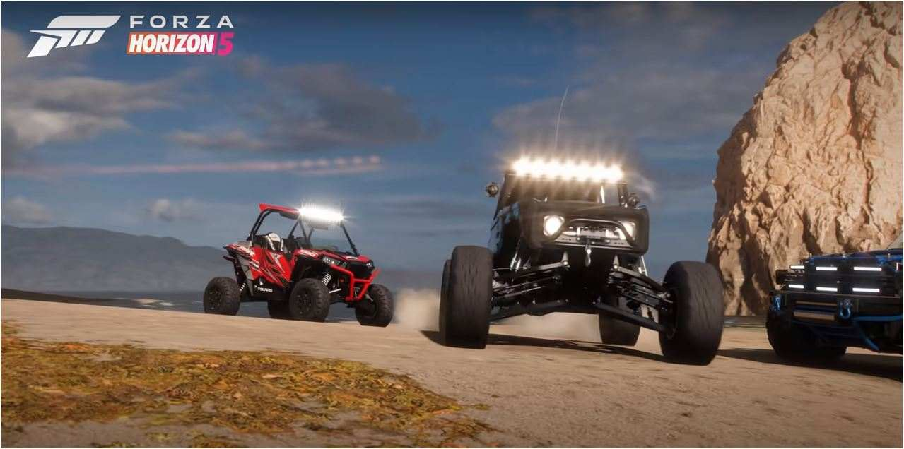 When does Forza Horizon 5 2021 come out