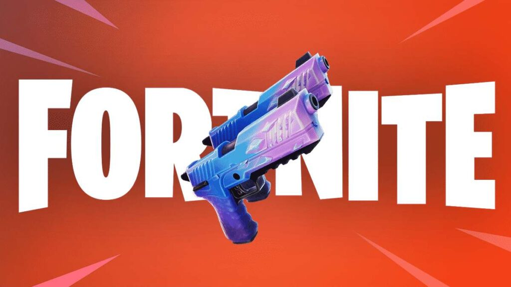 Dual Pistols in Fortnite