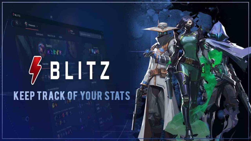 Blitz.gg Valorant