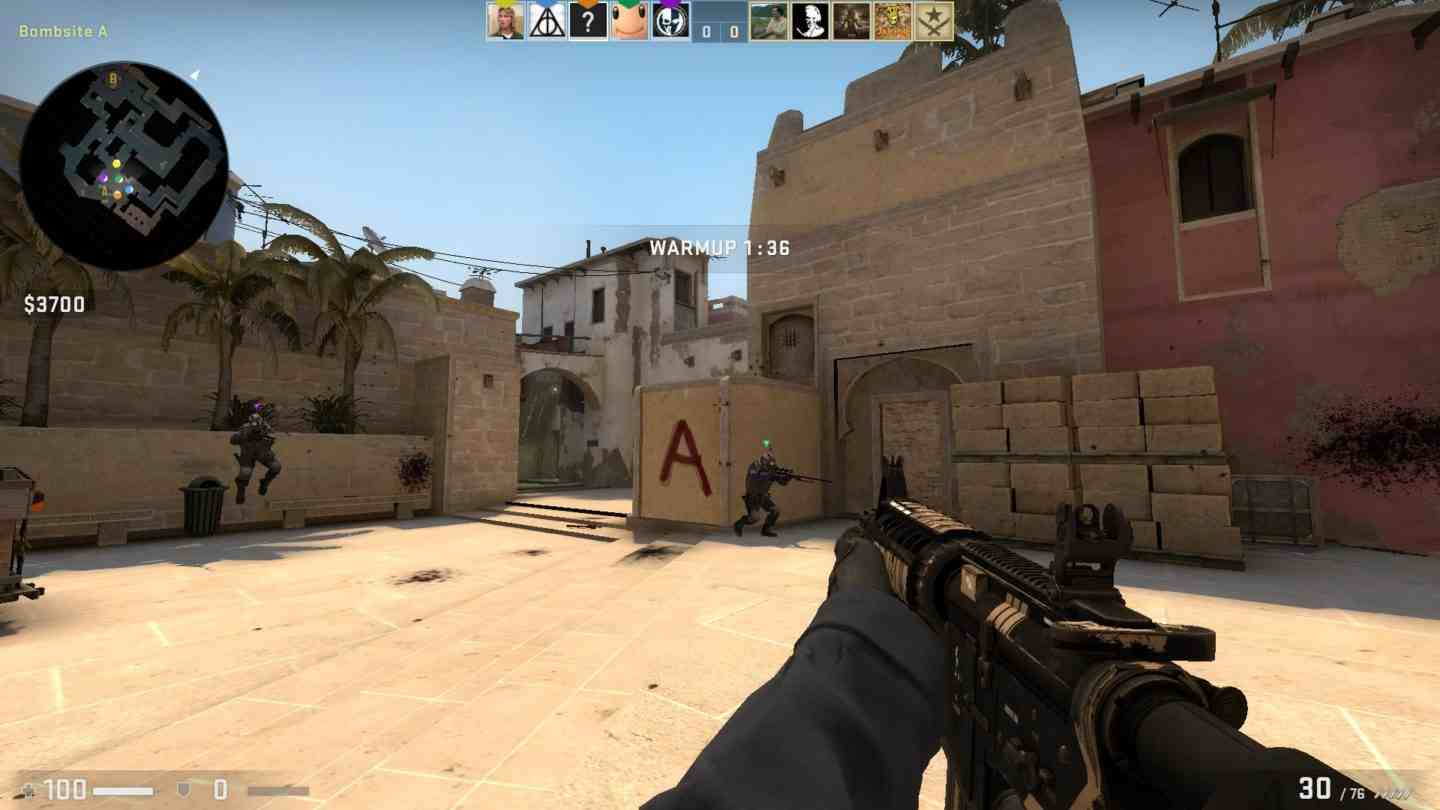 Your Client Needs to Update CSGO