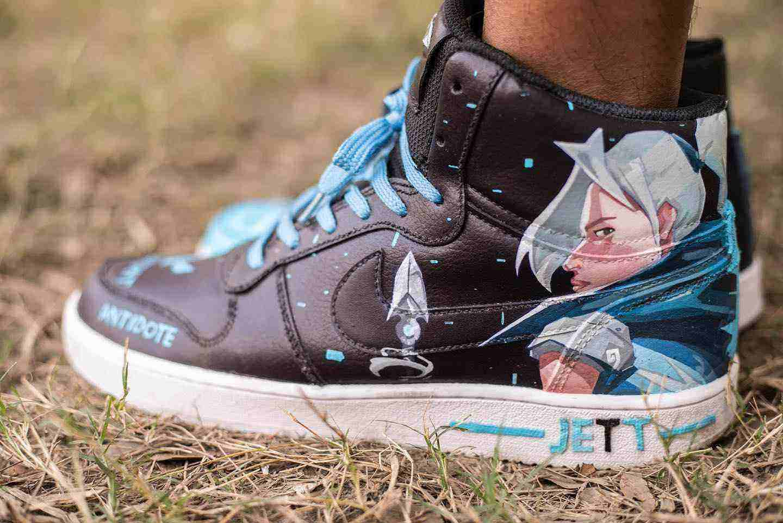 Valorant x Nike