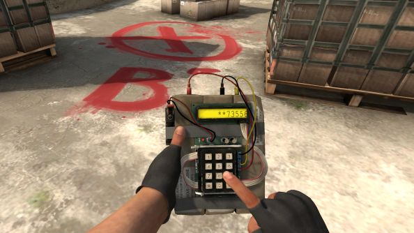 Defuse a Bomb in CS: GO