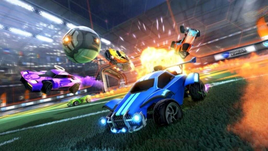 What are Clears in Rocket League?
