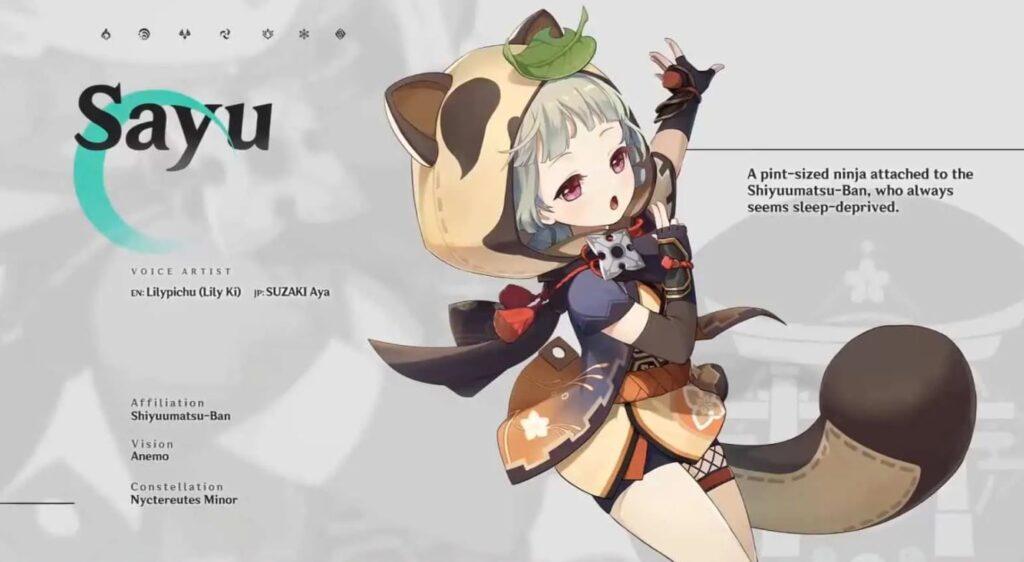 Lily Ki Becomes Voice of Sayu