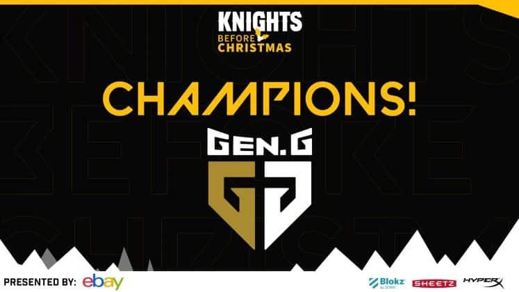 Geng.G Esports Valorant