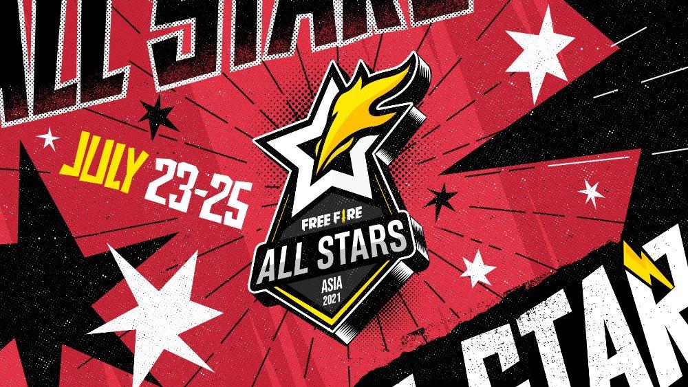 FFAS 2021 - Free Fire All-Star Asia