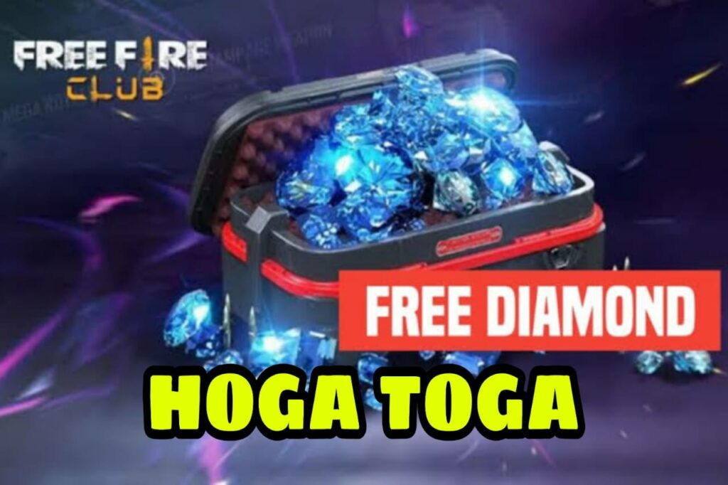 Hoga Toga Free Fire Unlimited Diamonds