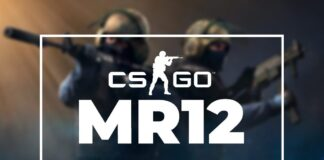 What is MR12 in CSGO?