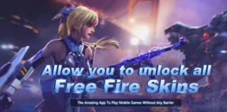 Free Fire Skin Generator