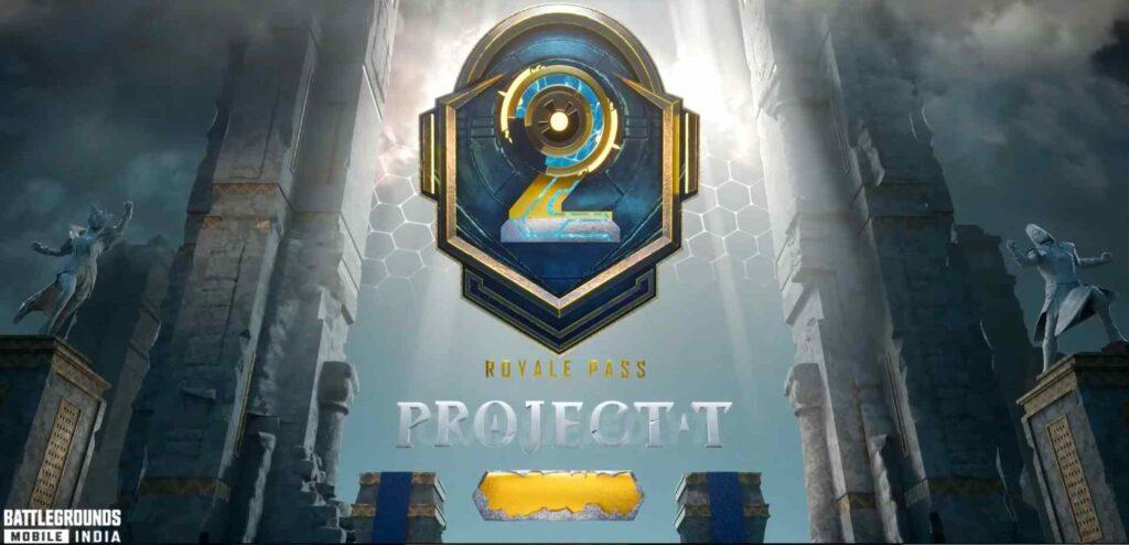 Royale Pass M2 - Project T