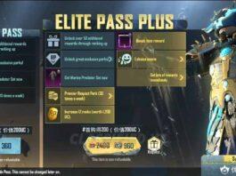 BGMI M2 Royale Pass - Free UC and Rewards