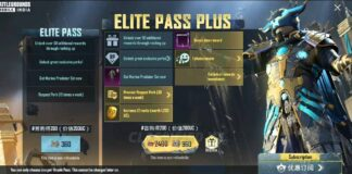 BGMI C1S2 Royale Pass Price and Details